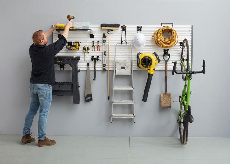 STANLEY Track Wall ophangsysteem